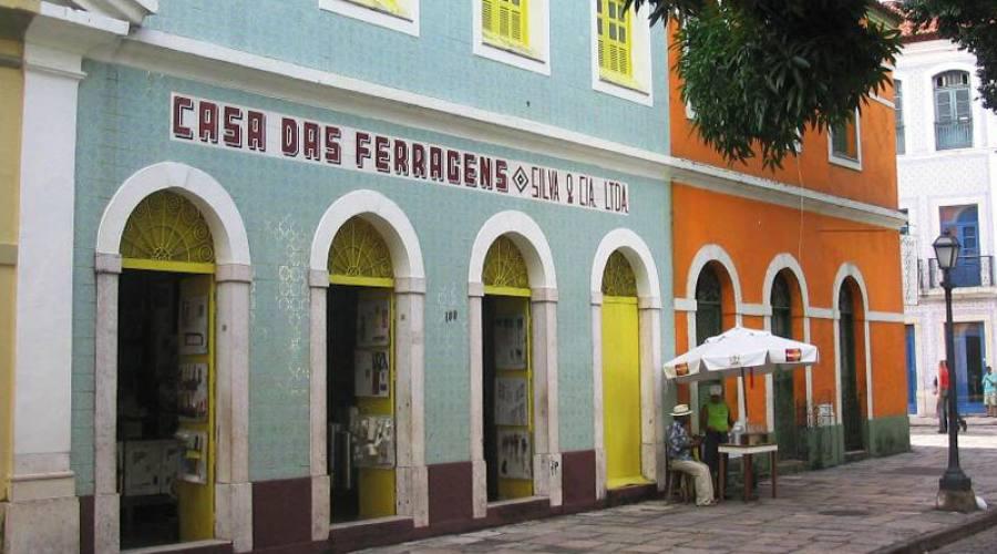 La primordiale Rotta delle Emozioni: Sao Luis