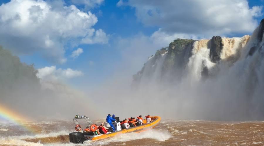 Tour Avventura Brasiliana: Iguacu - macuco Safari