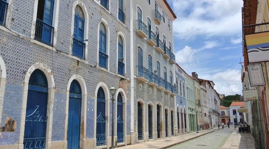 Tour Avventura Brasiliana: Sao Luis centro storico