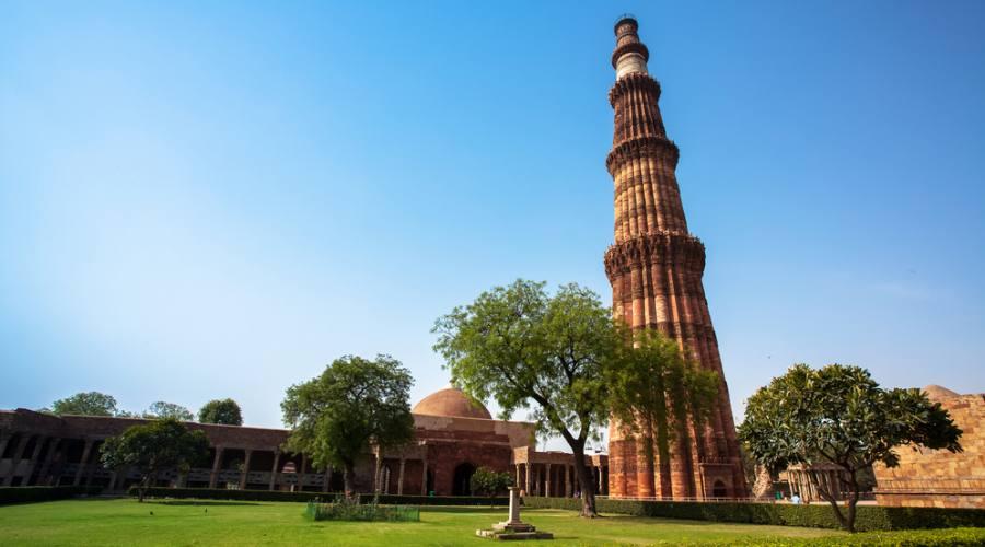 Qutab Minar a Delhi