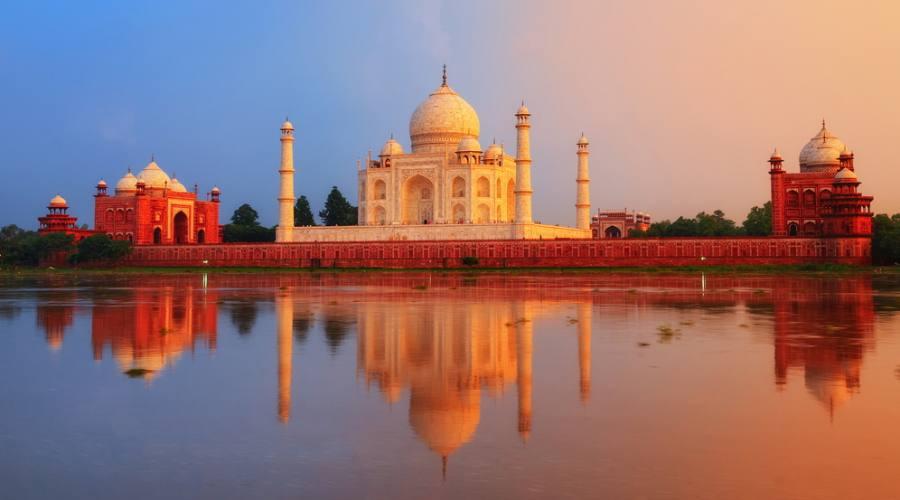 Il Taj Mahal... siete pronti a vederlo di persona?
