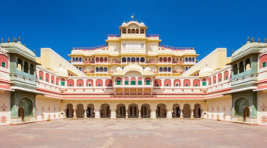 Il City Palace di Jaipur