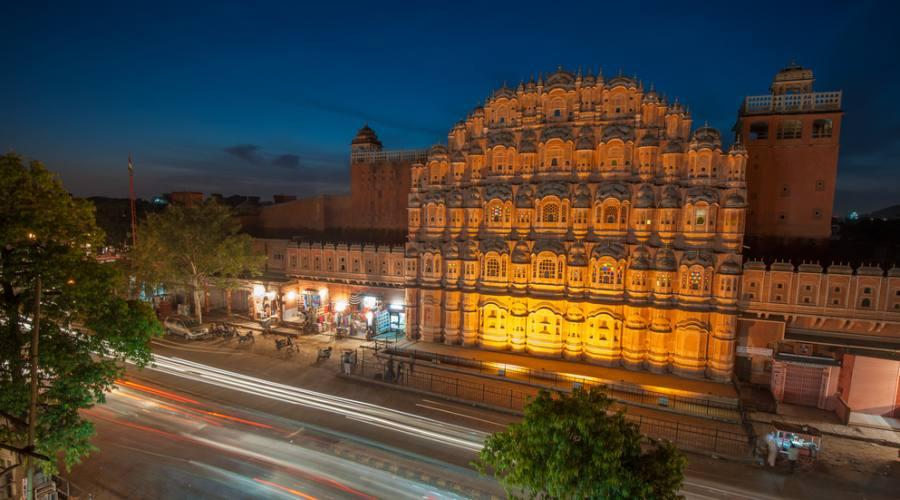 Il Palazzo dei Venti di Jaipur