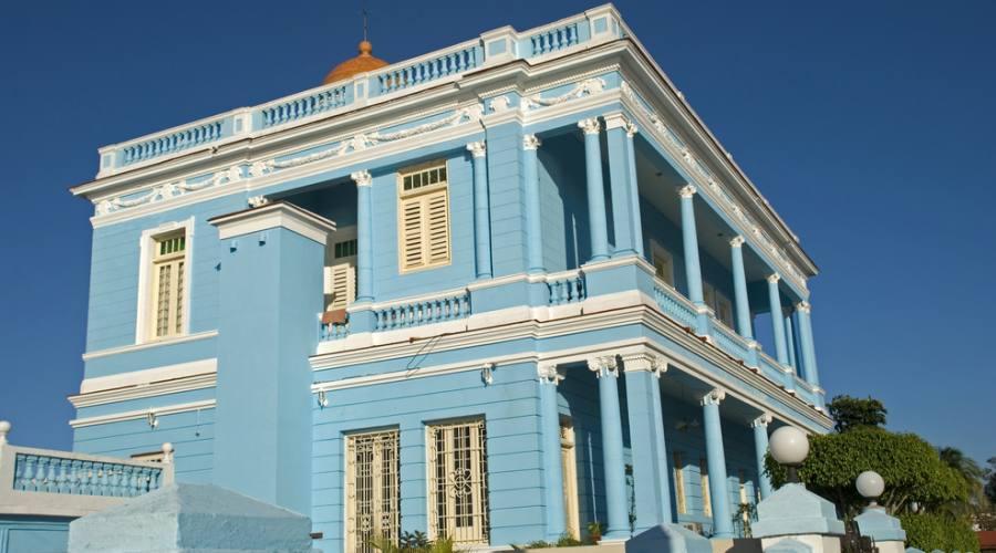 Azul Palace in Cienfuegos