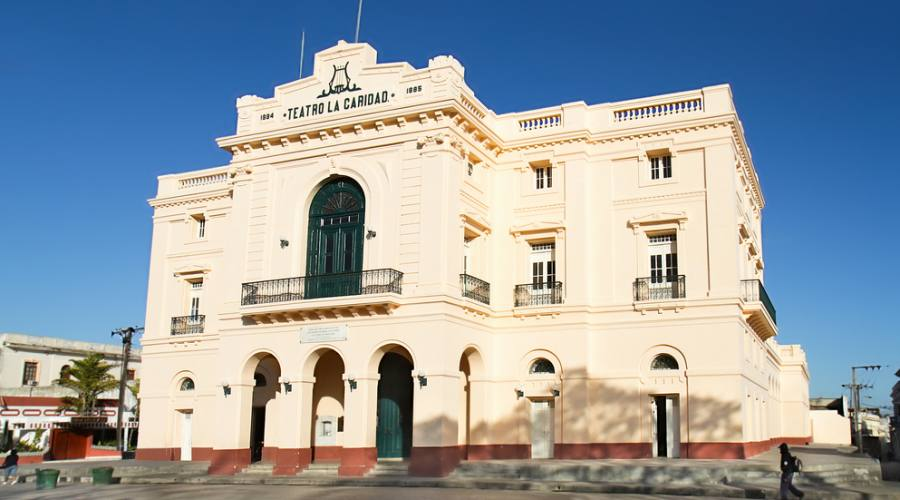 Teatro Caridad, Santa Clara