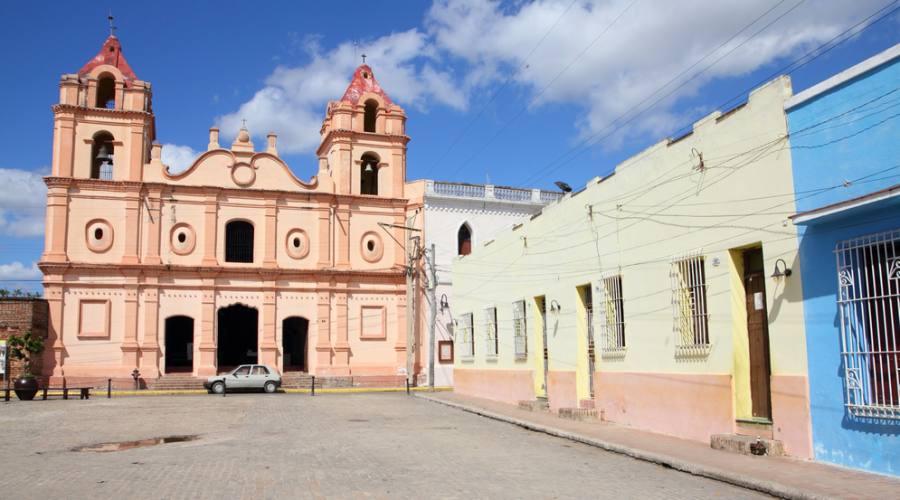Città vecchia, Camaguey - UNESCO