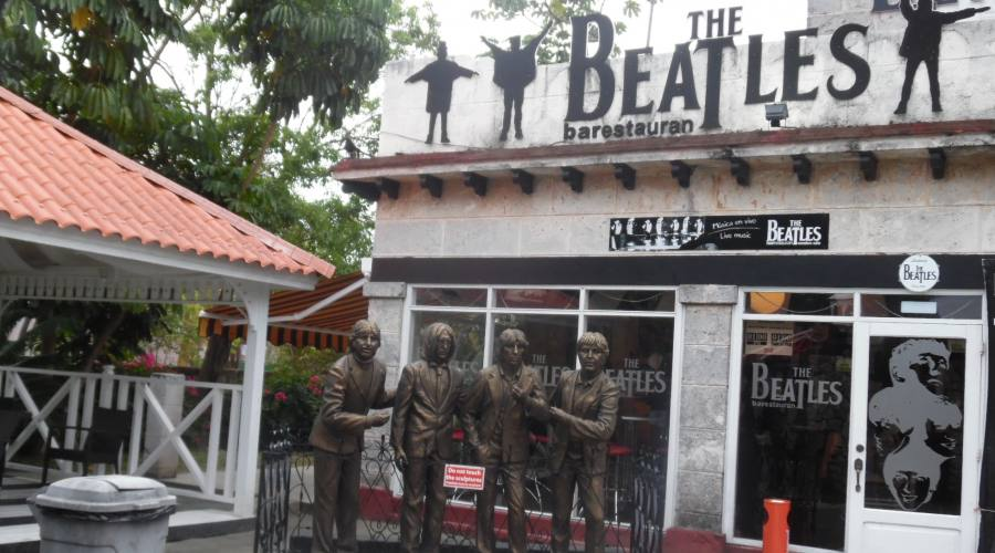 Varadero, the beatles
