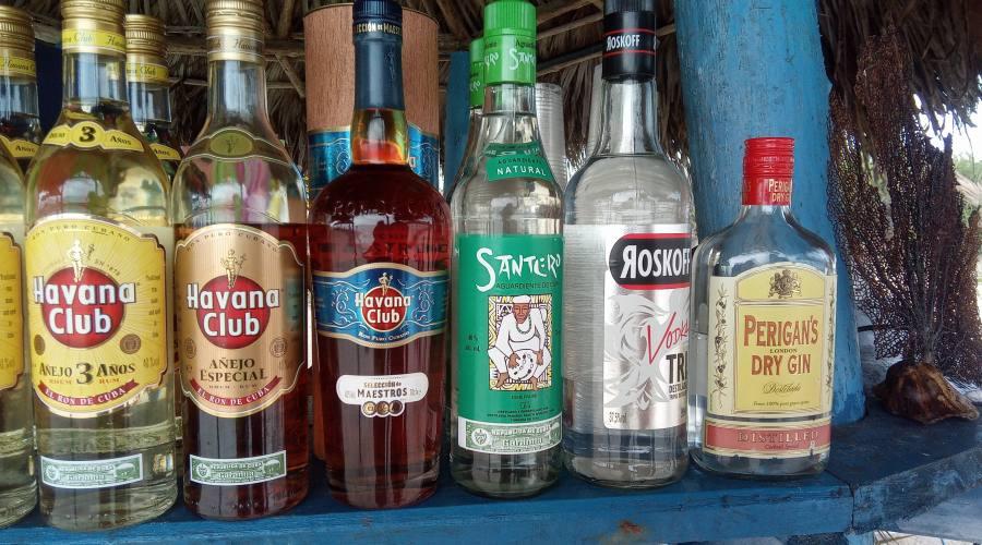 Cocktail a Cuba