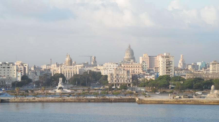 L'Havana dal Castillo del Morro