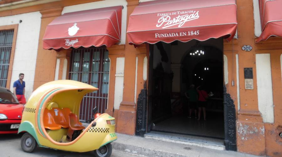L'Havana, La Fabbrica dei Sigari