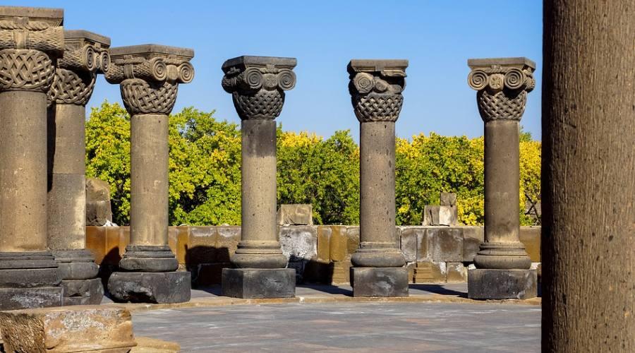 rovine di Armenia