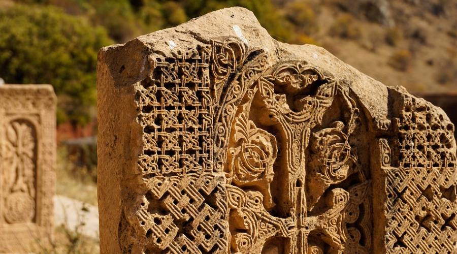 Chiesa armena: particolare