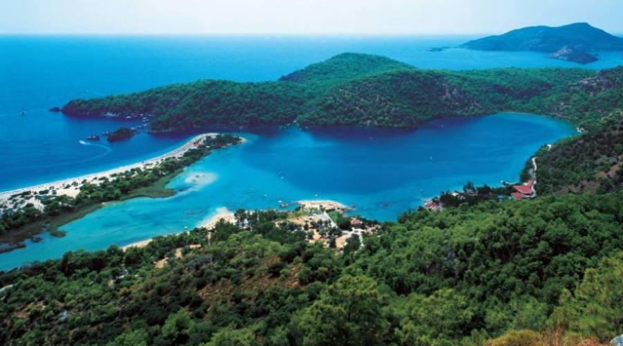 vista delle isole