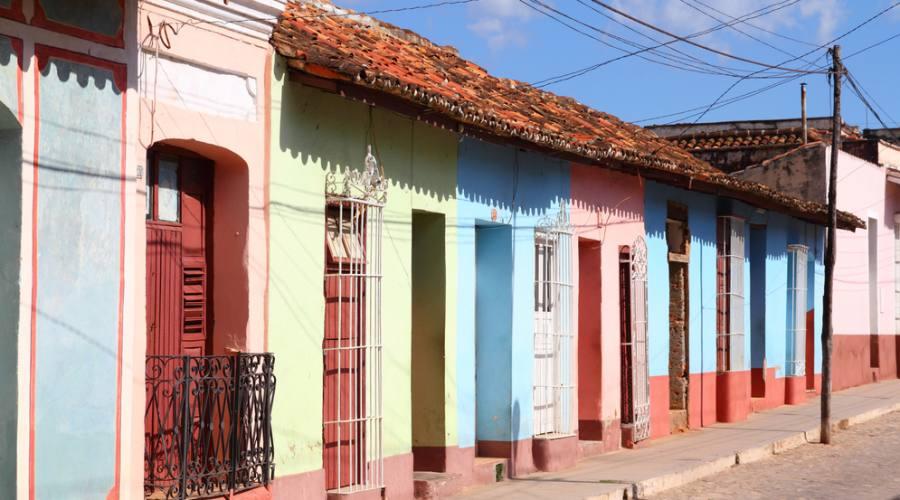 Città vecchia, Trinidad - UNESCO