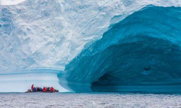 Destinazione Circolo Polare Antartico