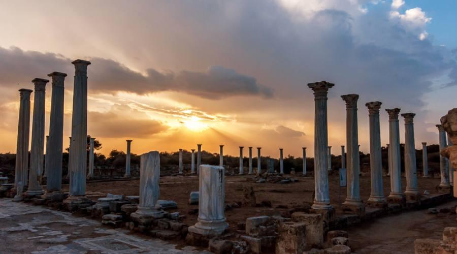 rovine di Salamina