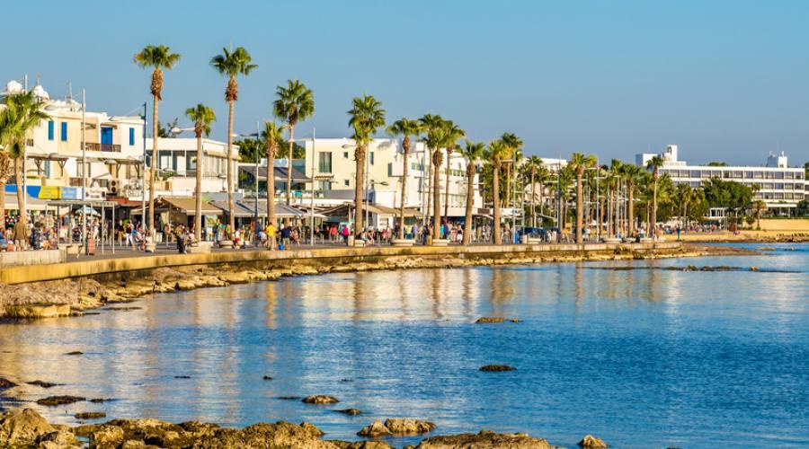 porto turistico di Paphos