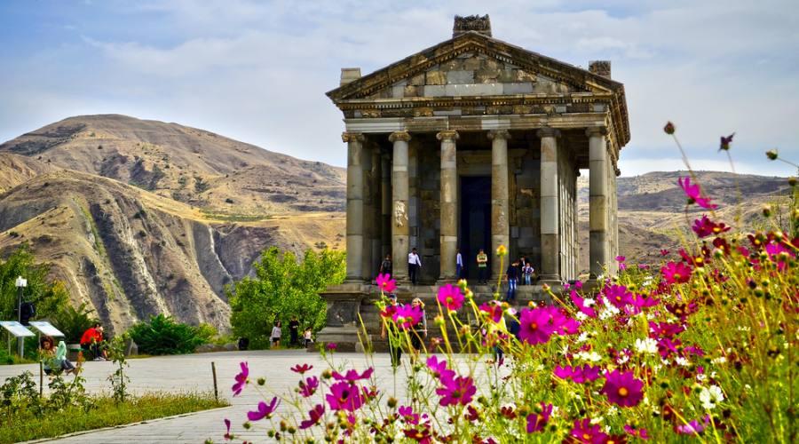 il tempio ellenistico