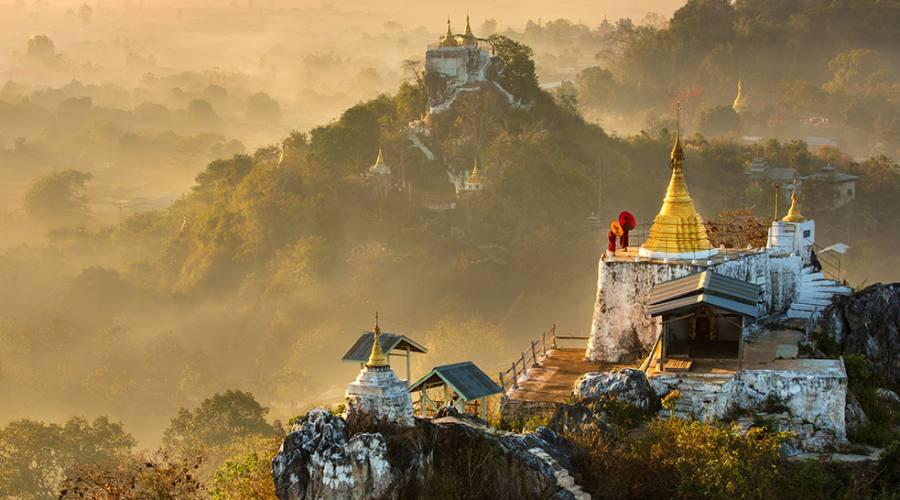 Paesaggi birmani