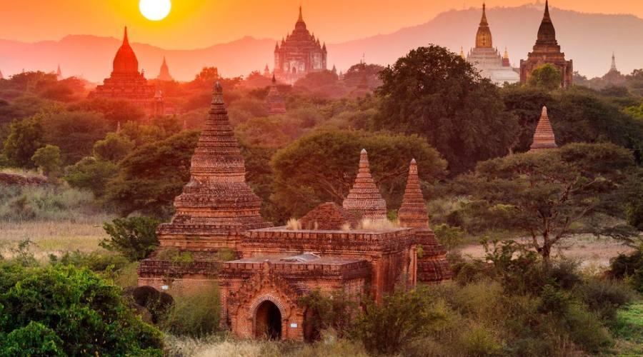Templi birmani