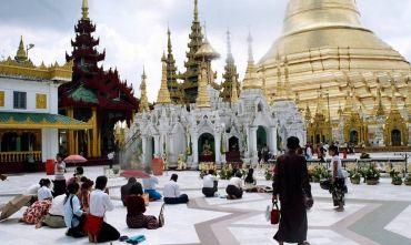 Tour di gruppo: Gran Tour da Yangon a Bagan