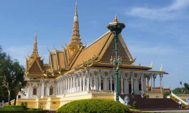 Tour di gruppo: Gran tour da Phnom Phen a Siem reap