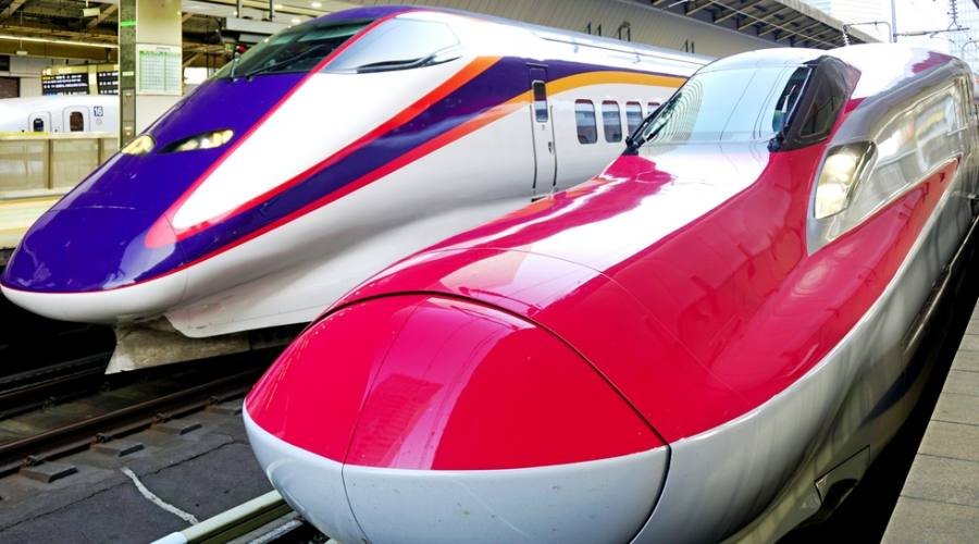 Shinkansen, treno proiettile