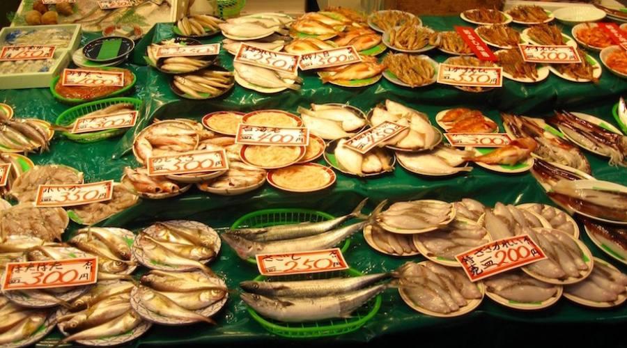 Tokyo, il mercato del pesce