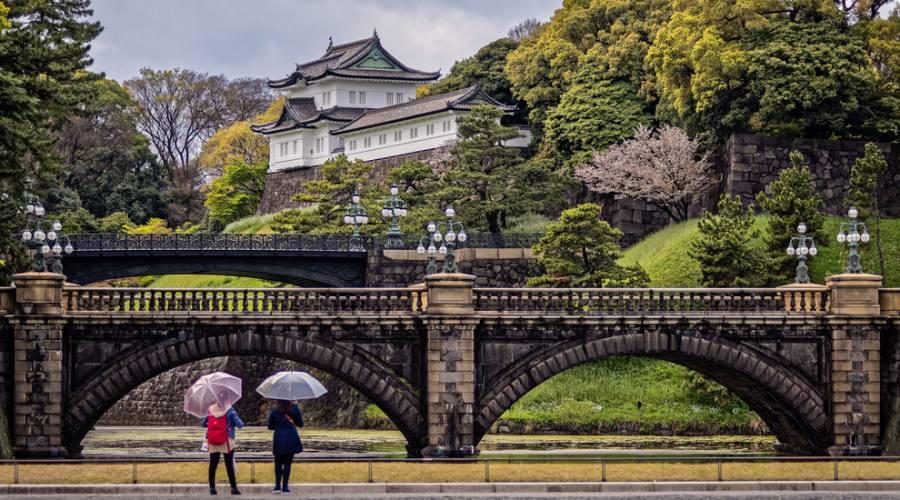 Tokyo, il Palazzo Imperiale