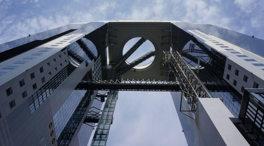 Osaka - Umeda Building