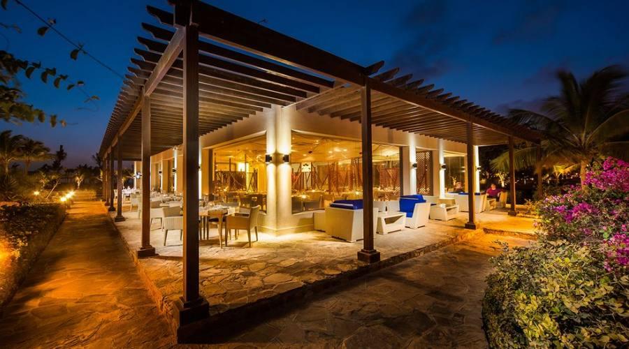 Il ristorante sulla spiaggia