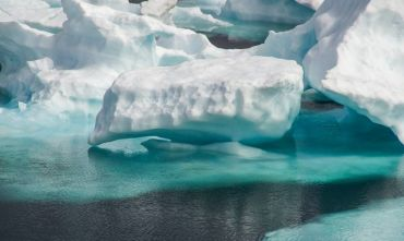 Estensione dall'Islanda: iceberg & ghiacciai