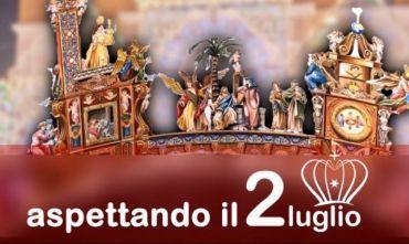 ... Aspettando il 2 Luglio l'arrivo della Madonna della Bruna