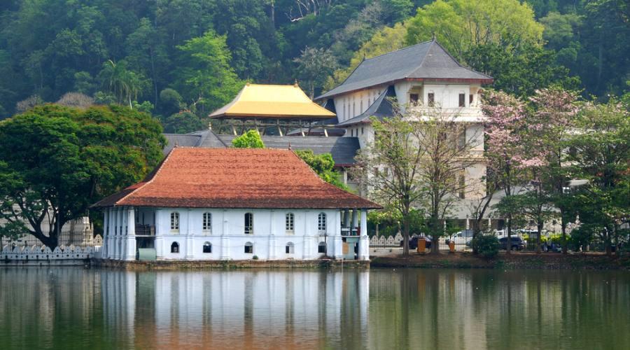La citta' di Kandy