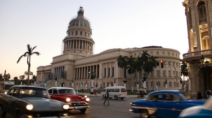 Il Campidoglio: L'Havana
