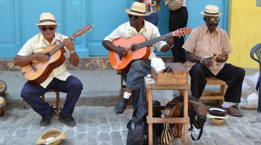 Musica a Cuba