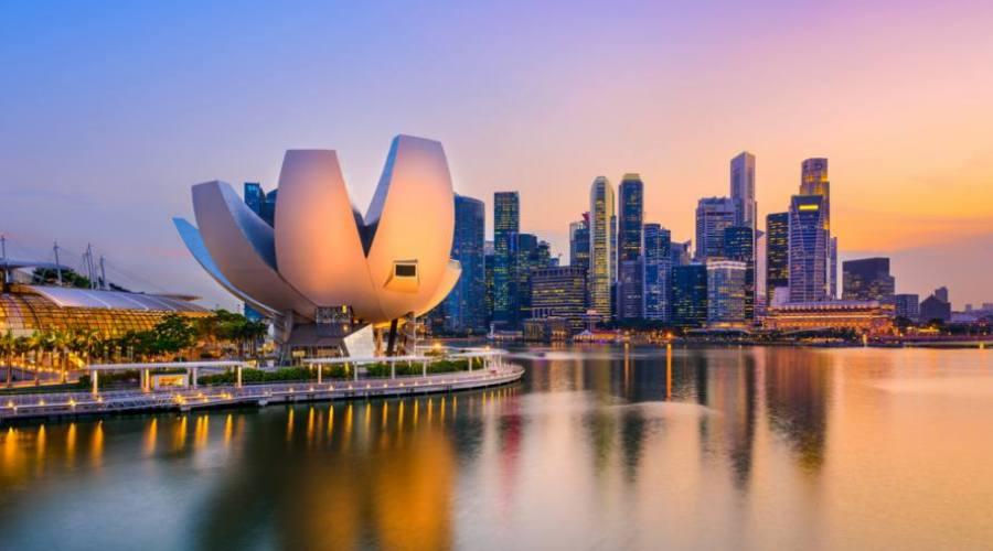Benvenuti a Singapore!