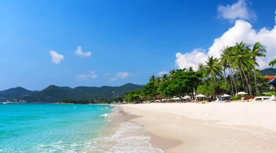 Chaweng Beach a Koh Samui