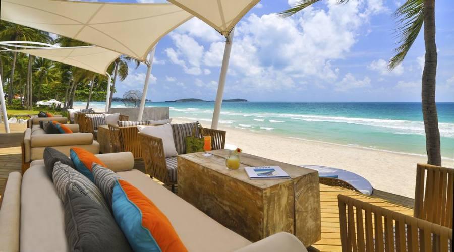 Koh Samui, spiaggia del Centara Grand Beach Resort 5 stelle