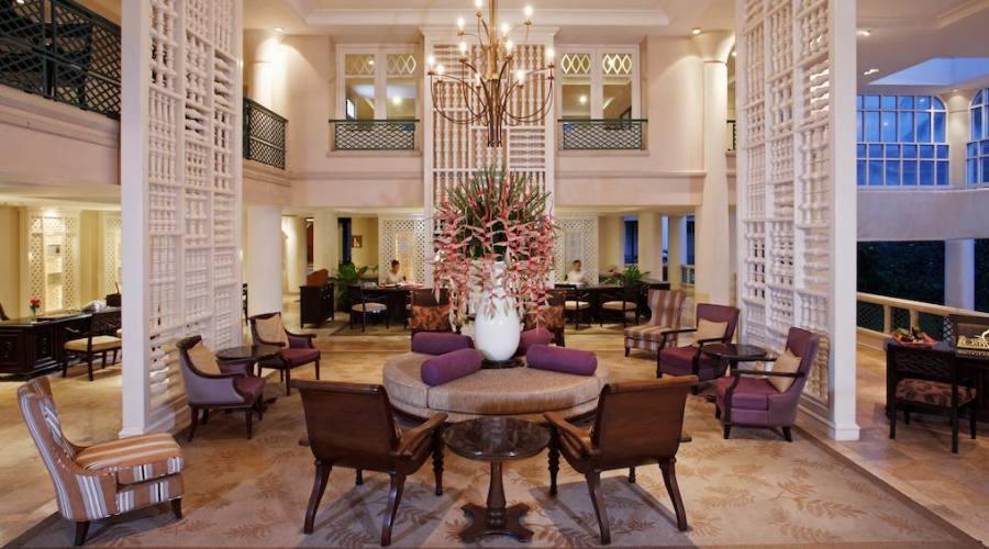 Koh Samui, reception Centara Grand Beach Resort 5 stelle