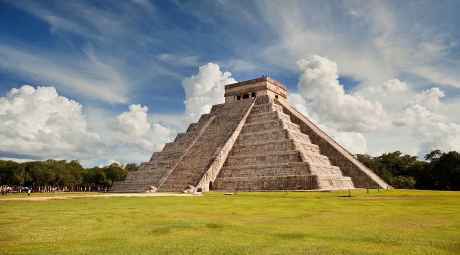 Chichen Itza - Piramide di Kukulkan