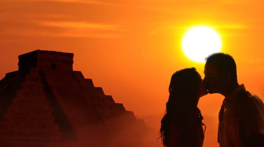 La vostra luna di miele tra imperi perduti e misteriose civilta' di pietra...