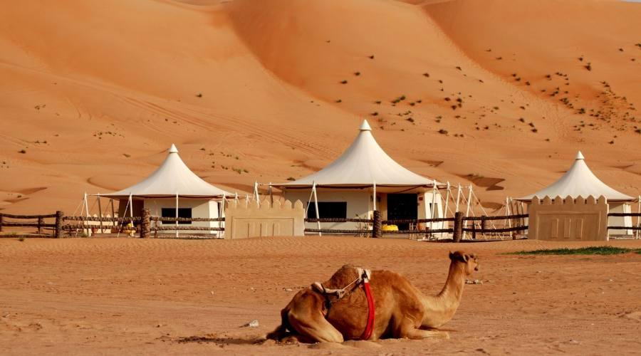 Wahiba Sands -Desert Night Camp