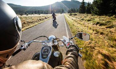 Fino a Cabo San Lucas in sella all'Harley Davidson!
