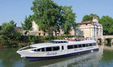 Romantica crociera tra le Ville Venete della Riviera del Brenta