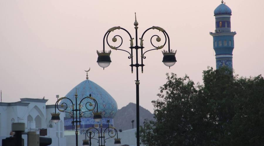 Minaeti al Tramonto- Muscat