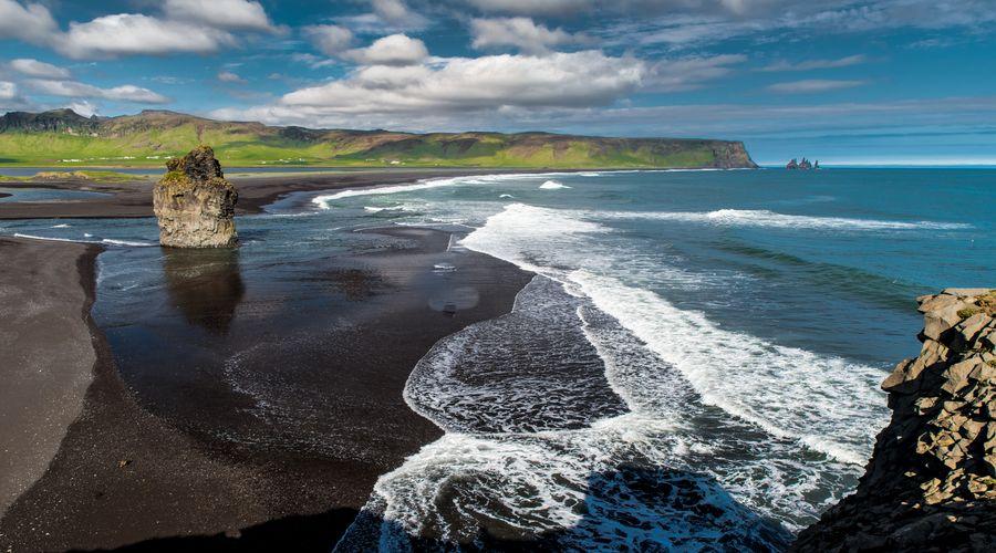 Spiagge nere Reynisfjara