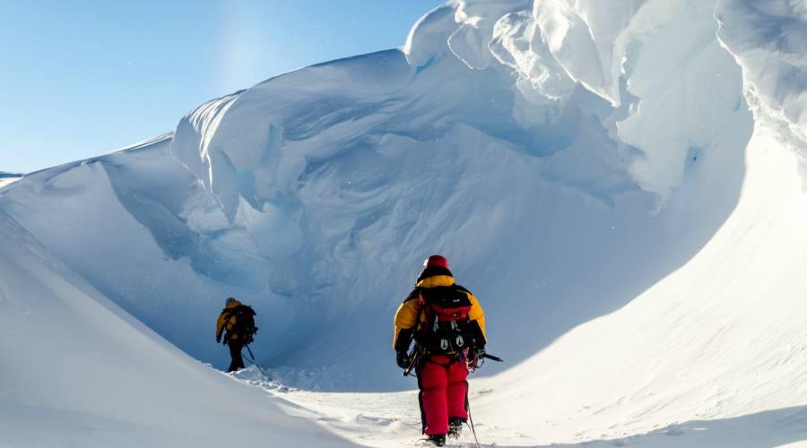 Escursione per scoprire la penisola antartica