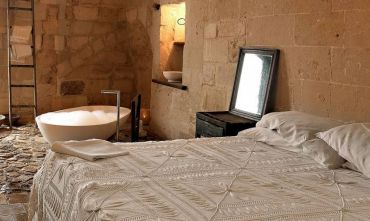 Authentic cave stay experience in the City of Sassi: Where modern meets ancient