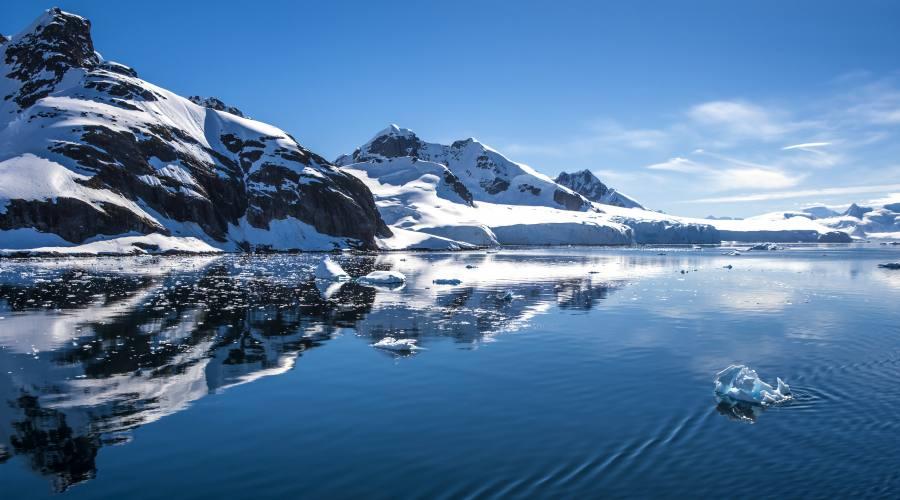 La costa ghiacciata